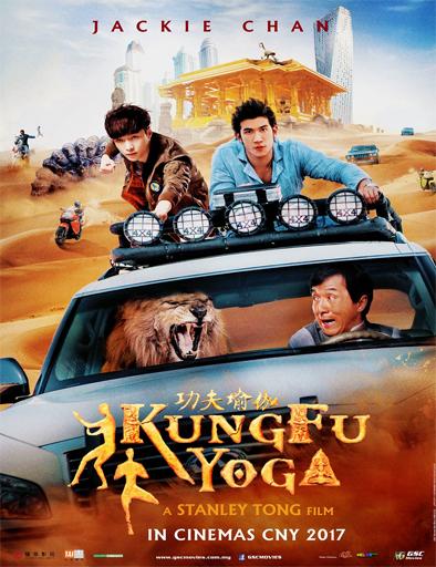 Poster de Kung Fu Yoga