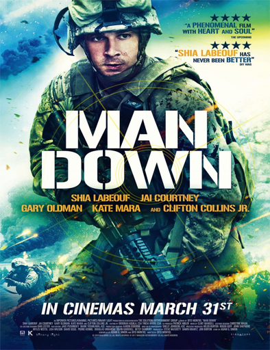 Poster de Man Down