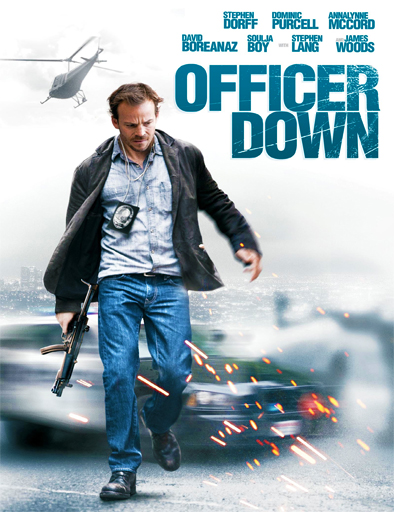 Acorralado (Officer Down) (2013) online
