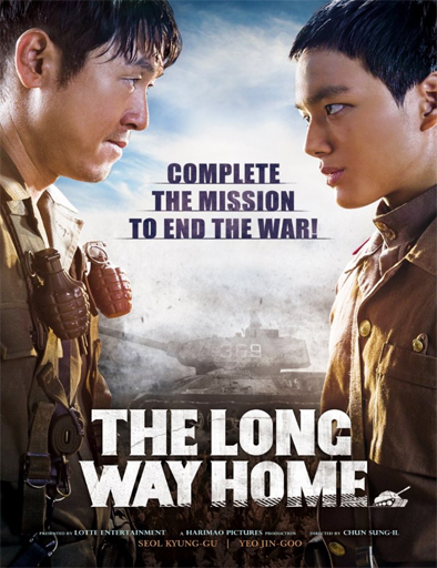 the-long-way-home capitulos completos