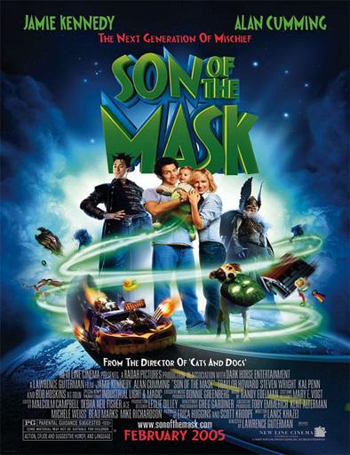Ver La Máscara 2 El Hijo De La Máscara 2005 Online