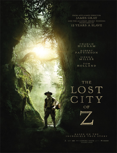 Ver The Lost City of Z (Z. La ciudad perdida) (2017) online