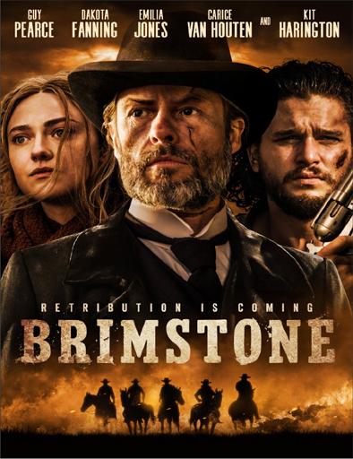 Poster de Brimstone