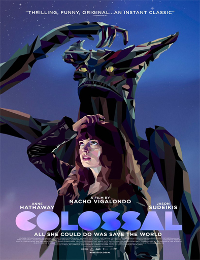 Ver Colossal (2017) online