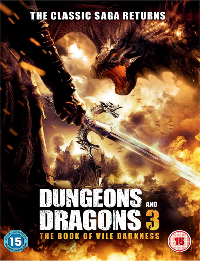 Poster de Dungeons and Dragons 3 (Calabozos y dragones 3)