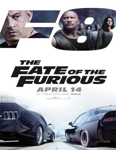Fast & Furious 8 (Rápidos y Furiosos 8) (2017) [1FICHEAR]