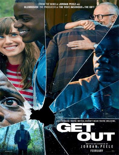 Get Out (Déjame salir) (2017) [CAM] [Latino] [1 Link] [MEGA]