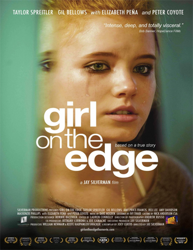 imagen Girl on the Edge (2015) Online Latino Completa