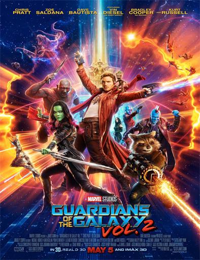 Guardianes de la Galaxia 2 (2017) online