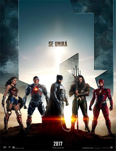 Justice League (La Liga de la Justicia) (2017) [BRRip 720p] [SubEspañol] [1 Link] [MEGA]