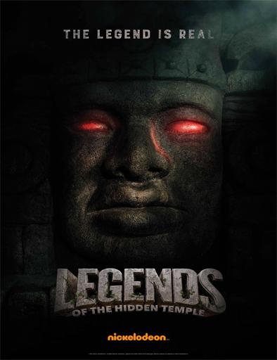 Poster de Leyendas del templo perdido