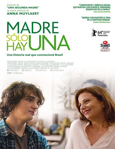 Poster de Mãe só há uma (Madre sólo hay una)