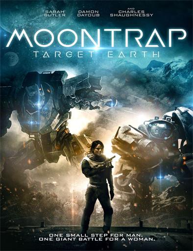 Ver Moontrap: Target Earth (2017) online