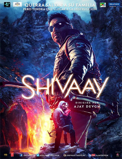 imagen Shivaay (2016) Online Latino Completa HD