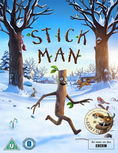 Poster de Stick Man (Hombre rama)