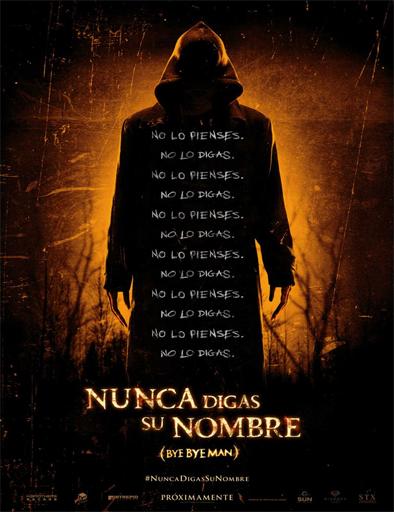 imagen Nunca digas su nombre (2017) Online Latino