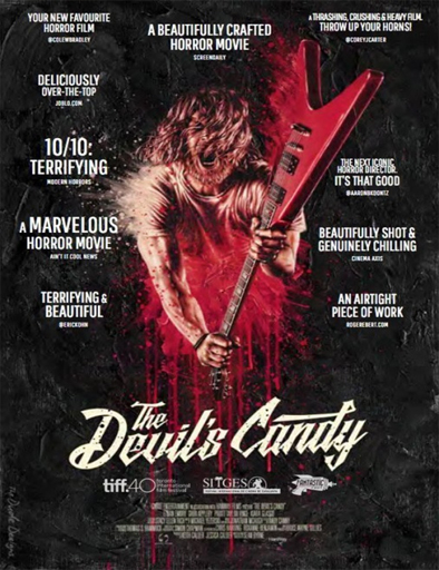 Ver The Devil's Candy (2016) online