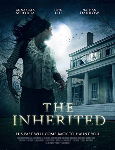Poster de The Inherited (Terror heredado)