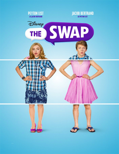 Poster de The Swap (¡Vaya cambiazo!)