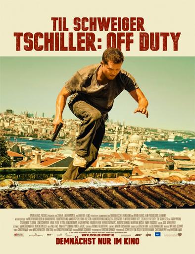 Ver Tschiller: Off Duty (Conexión Estambul) (2016) online