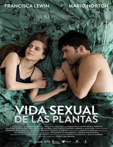 Poster de Vida sexual de las plantas