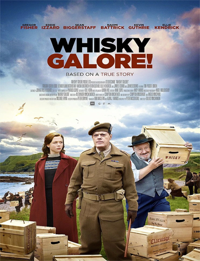 Poster de Whisky Galore