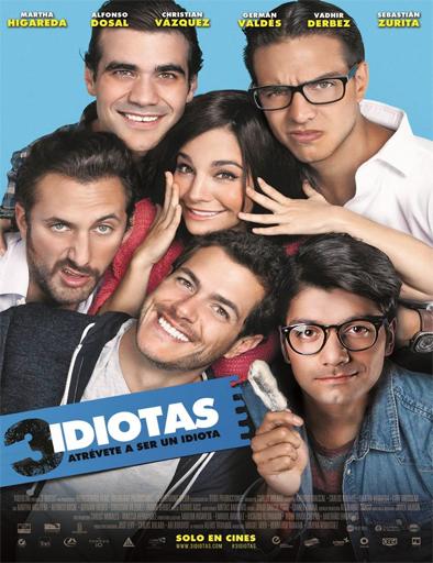 3 idiotas Película Completa DVD [MEGA] [LATINO]