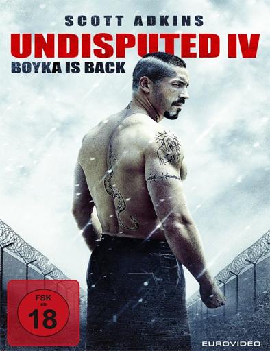 Poster de Boyka: Undisputed 4