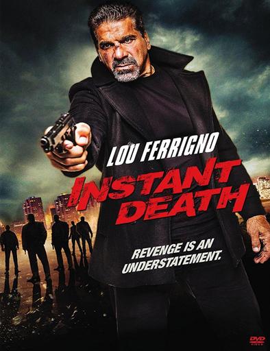 Instant Death (2017) Sub-Español