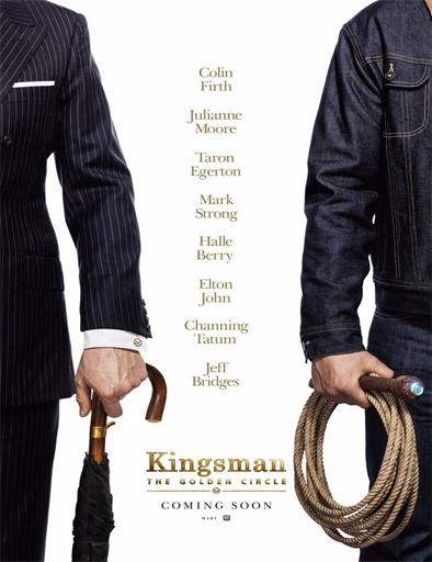 imagen Kingsman El círculo dorado (2017) Online Latino