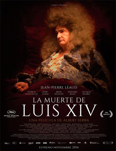 La Mort de Louis XIV (La muerte de Luis XIV) (2016) Sub-Español