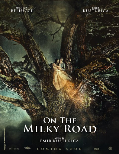 Poster de On the Milky Road (En la Vía Láctea)