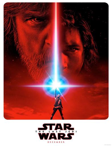 Star Wars Los ultimos Jedi 2017