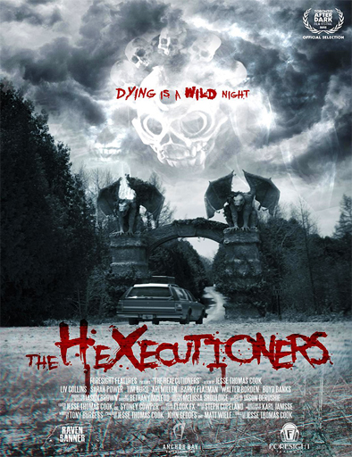 Poster de The Hexecutioners