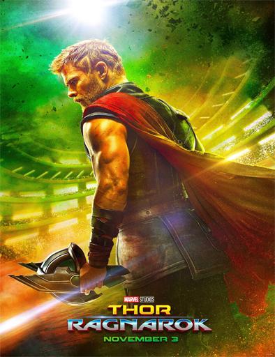 imagen Thor Ragnarok (2017) Online Latino Completa