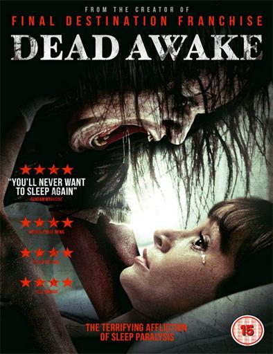 Poster de Dead Awake