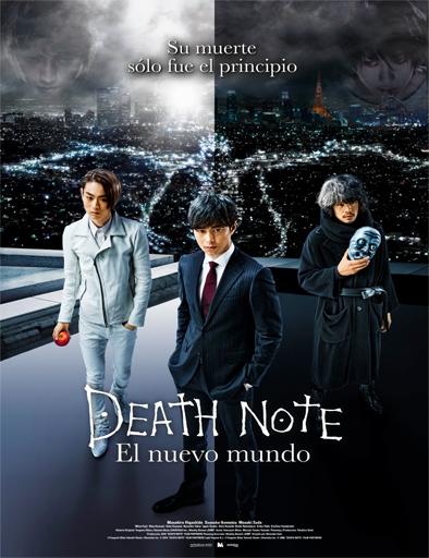 Poster de Death Note: El nuevo mundo