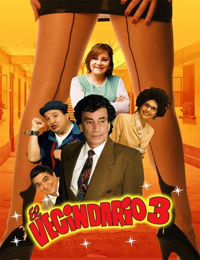 El Vecindario 3 Película Completa DVD [MEGA] [LATINO]