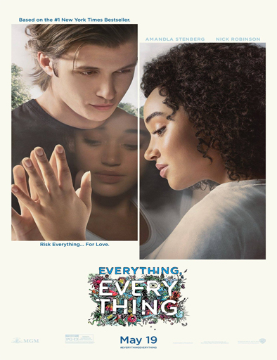 Poster de Everything, Everything (Todo, Todo)