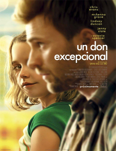 imagen Un don excepcional (2017) Online Latino HD