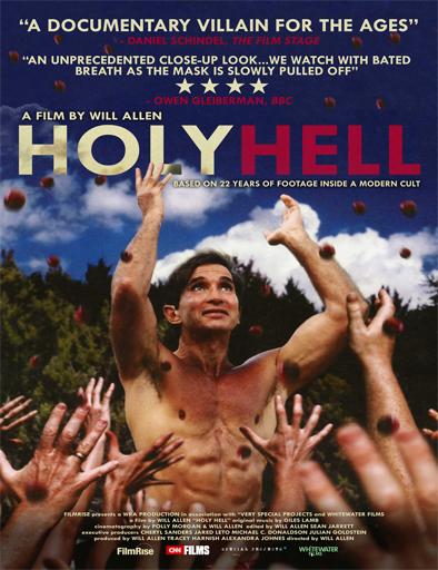 Sectas  - Página 6 Holy_Hell_poster_usa