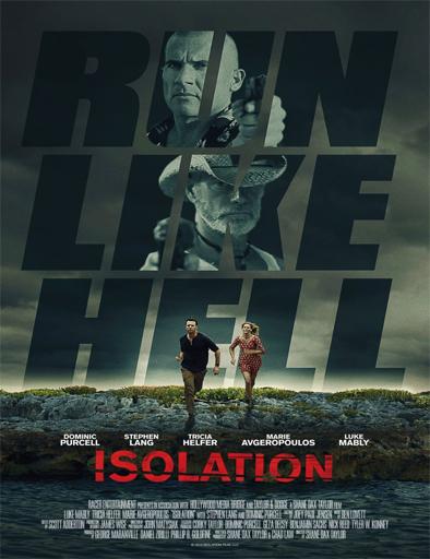 Isolation (2016) online