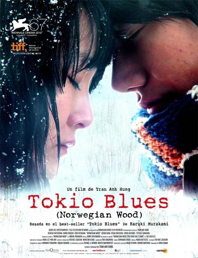 Poster de Noruwei no mori (Tokio Blues)