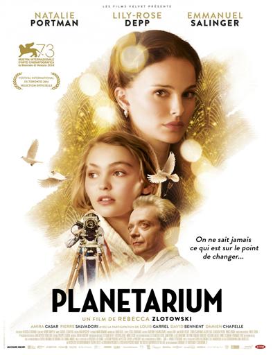 Poster de Planetarium