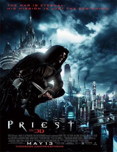 Poster de Priest (El sicario de Dios)