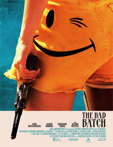 Poster de The Bad Batch