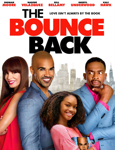 Poster de The Bounce Back