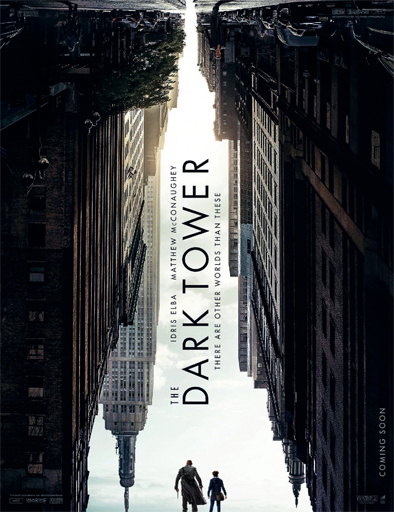 Poster de The Dark Tower (La Torre Oscura)