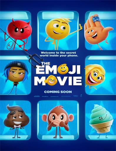 imagen Emoji la película (2017) Online Latino Completa