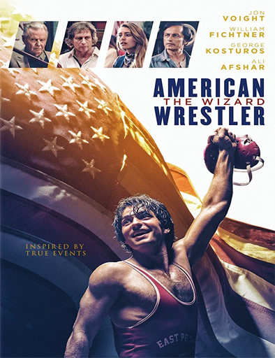 American Wrestler: The Wizard (2016) online